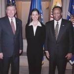 Anna was part of the prestigious Honors Program.