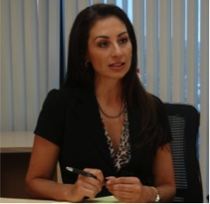 Anna Hysell a former D.O.J ICE Immigration attorney regularly offers prospective clients consultations.